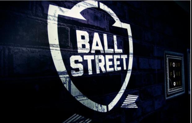 Ball Street logo.