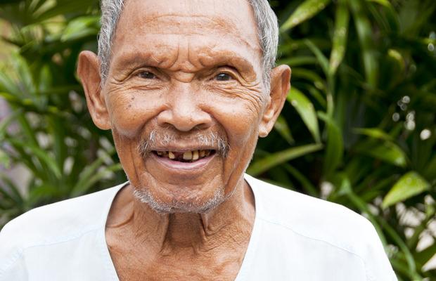 Sri Lanka man.