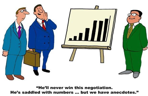 sales comic.