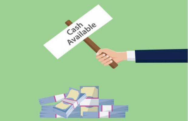 Cash availability and profit margins